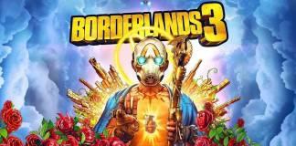 Portada de Borderlands 3