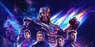 Portada de Infinity War