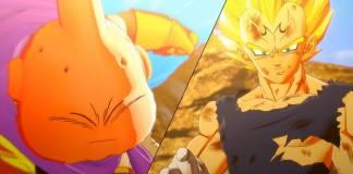 Lucha en Dragon Z Ball