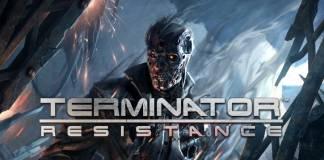 Portada de Terminator Resistance