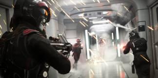 Star Wars Battlefront 2 batalla