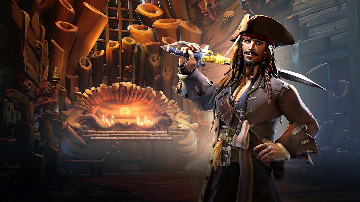 Llegan nuevas imágenes de Sea of Thieves: A Pirate's Life